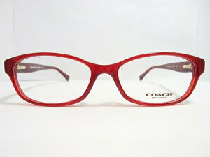 COACH(コーチ) メガネ  HC 6079D  col.5029 (Burgundy)  54mm COACH コーチ レディース 女性 プレゼント 記念日 贈り物に。