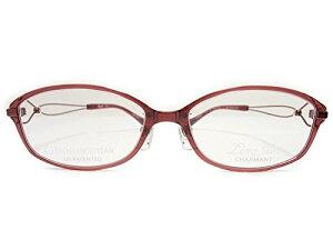 LineArtCHARMANT(ラインアートシャルマン) メガネ XL1486 col.RE 49mm 【料金そのままで伊達メガネ・度付きメガネも対応可】  婦人 アイウェア メガネフレーム