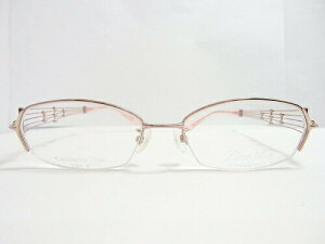 LineArt CHARMANT (ラインアート シャルマン)  フレーム XL1005  col.PK  52mm  【料金そのままで伊達メガネ・度付きメガネも対応可】 婦人 アイウェア メガネフレーム
