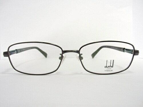 dunhill(ダンヒル) メガネ 999 col.RG 55mm MADE IN JAPAN  日本製 メンズ ビジネス プレゼント 記念日 贈り物に。