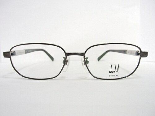 dunhill(ダンヒル) メガネ 1011 col.BK 53mm MADE IN JAPAN  日本製 メンズ ビジネス プレゼント 記念日 贈り物に。