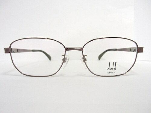 dunhill(ダンヒル) メガネ 990 col.DB 56mm MADE IN JAPAN  日本製 メンズ ビジネス プレゼント 記念日 贈り物に。
