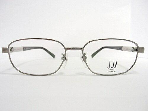 dunhill(ダンヒル) メガネ 1011 col.LG 55mm MADE IN JAPAN  日本製 メンズ ビジネス プレゼント 記念日 贈り物に。