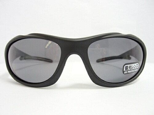 AXE(アックス) 偏光サングラス  SC-1027P  col.BK マットブラック  偏光レンズ メンズ レディース UV  紫外線対策 釣りゴルフ ドライブ プレゼント・贈り物に。