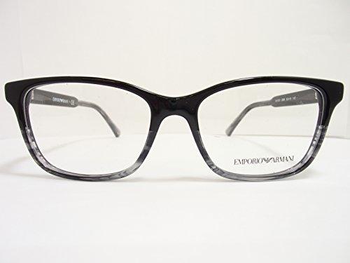 EMPORIO ARMANI(エンポリオアルマーニ) メガネ EA3121 col.5566 52mm ARMANI アルマーニ メンズ レディース ビジネス プレゼント 記念日 贈り物に。