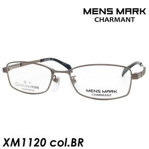 MENS MARK(メンズマーク) メガネ XM1120 col.BR[ブラウン] 52mm 日本製