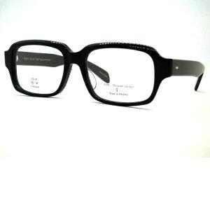 日本製鯖江 大きめ極太セルロイド材質ウエリントンメガネ セルロイド眼鏡テンプル長め大きいメガネフレーム THE291 SABAE・VOC・No10