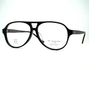 日本製鯖江 セルロイド材質大きめナス型メガネ セルロイド眼鏡 大きいティアドロップメガネフレーム テンプル長めメガネ THE291 SABAE・VOC・No08