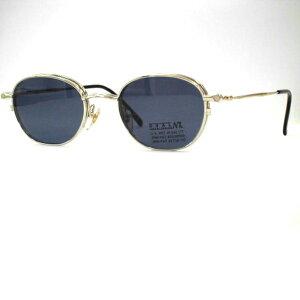 日本製 サングラス付きメガネフレーム 磁石着脱式サングラス付きメガネ OVAL・TO151