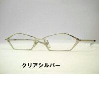 GOM日本製チタンフレーム鋭角なスクエアフレーム・GOMBD1023
