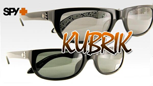 【スパイ】【SPY】日常の中のファンタジーからインスパイアーされた KUBRIK サングラス キューブリック サングラス メンズ 男性 フルセル セルフレーム ファッショングラス メガネ ブランド spy+ アイウェア 【RCP】 10P23Sep15