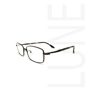 送料無料 メガネ EYES3232 COL6 メタルフレーム メガネ度付き 伊達メガネ 度なしめがね 眼鏡 ブルーライトカット 軽い 家用メガネ 布ケース