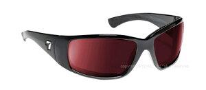 【7eye】サングラス SPF100シリーズ TAKU PLUSセブンアイ タクプラス グロッシーブラックフレーム NXT調光偏光レンズ グレーローズ