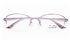 【送料無料】メガネ度付き/度なし AIRMAXエアマックス Lady'sType AM70-008 2(PU)パープル【薄型レンズ追加料金0円】(メガネケース・メガネ拭き付) メガネ/めがね/眼鏡/度付きメガネ/度入り/伊達メガネ/眼鏡フレーム 【RCP】