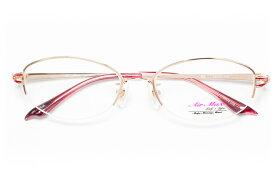 【送料無料】メガネ度付き/度なし AIRMAXエアマックス Lady'sType AM70-008 3(GP)ピンク【薄型レンズ追加料金0円】(メガネケース・メガネ拭き付) メガネ/めがね/眼鏡/度付きメガネ/度入り/伊達メガネ/眼鏡フレーム 【RCP】