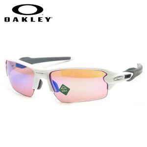 【OAKLEY】オークリー度入りサングラスセット(度付きサングラス)9271 10 ポリッシュドホワイト フラック2.0 FLAK2.0 アジアンフィット 度付き 度なし スポーツ系サングラス