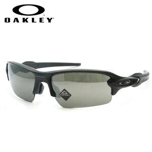 【OAKLEY】オークリー度入りサングラスセット(度付きサングラス)9271 2261 マットブラック フラック2.0 FLAK2.0 アジアンフィット 度付き 度なし スポーツ系サングラス
