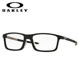 【送料無料】HOYA製レンズつき 【OAKLEY】オークリーメガネセット OX8096 0155 【55サイズ】・ピッチマン・PITCHMAN(A) FIT(アジアンフィット) スポーツ 度付き 度なし ダテメガネ 伊達眼鏡 薄型 UVカット 撥水コート