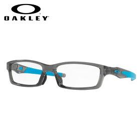 【送料無料】HOYA製レンズつき 【OAKLEY】オークリーメガネセット OX8118-0656 【56サイズ】・クロスリンク CROSSLINK スポーツ 度付き 度なし ダテメガネ 伊達眼鏡 薄型 UVカット 撥水コート