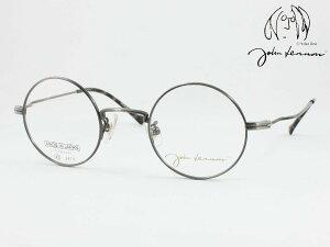 John Lennon ジョンレノン 日本製メガネフレーム JL-1093-7 丸メガネ ラウンド ボストン ウエリントン 度付き対応 近視 遠視 老眼 遠近両用