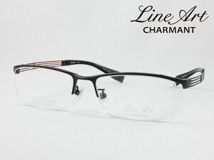 ラインアート シャルマン XL1479-BK 54サイズ Legato レガート メガネフレーム 度付き対応 近視 遠視 老眼 遠近両用 日本製