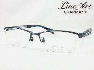 ラインアート シャルマン XL1086-BL Forte フォルテ メガネフレーム 度付き対応 近視 遠視 老眼 遠近両用 日本製