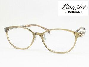 ラインアート シャルマン XL1604-KH 51サイズ Vivace ヴィヴァーチェ メガネフレーム 度付き対応 近視 遠視 老眼 遠近両用 日本製