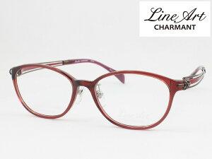 ラインアート シャルマン XL1604-WI 51サイズ Vivace ヴィヴァーチェ メガネフレーム 度付き対応 近視 遠視 老眼 遠近両用 日本製