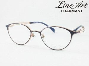 ラインアート シャルマン XL1670-BL Aria アリア メガネフレーム 度付き対応 近視 遠視 老眼 遠近両用 日本製