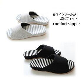 【送料無料2足set】comfort slipper(コンフォートスリッパ)2足セット (Mサイズ/Lサイズ)