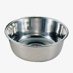 【まとめ買い10個セット品】 18-0洗桶 33cm