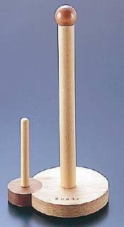 木製ボンヌペーパータオルホルダー