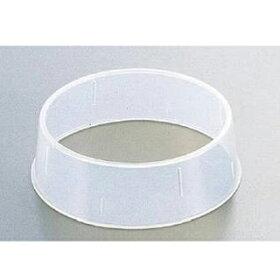 抗菌丸皿枠(ポリプロピレン)W-118〜20cm用