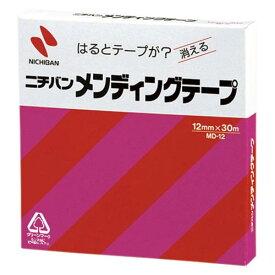 【まとめ買い10個セット品】メンディングテープ (大巻)巻芯径76mm MD-12 1巻 ニチバン【 事務用品 貼 切用品 メンディングテープ 】