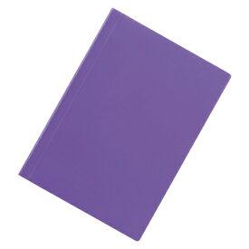 【まとめ買い10個セット品】 カラーバーファイル カバー(A4判タテ型) CBC−14 パープル