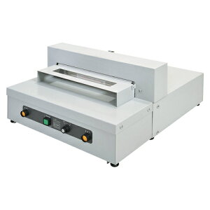 【まとめ買い10個セット品】 電動裁断機(自動紙押さえタイプ) A3判 本体 CE−43DS