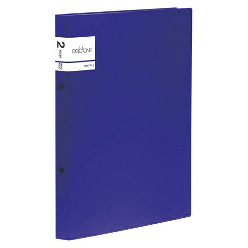 アドワン リングファイル A4判タテ型(背幅25mm) AD-2225-80 パープル 1冊 セキセイ【リングファイルA4S リングファイルA4S AD222580 パプル 紫 ムラサキ セキセイ】