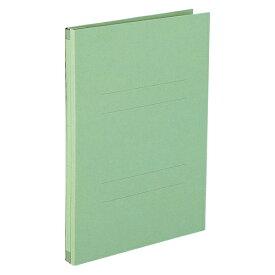 【まとめ買い10個セット品】 のび〜るファイル〈エスヤード[R]〉 紙表紙 A4判タテ型(背幅17〜117mm) AE−50F−30 グリーン