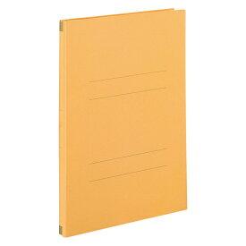 【まとめ買い10個セット品】 のび〜るファイル〈エスヤード[R]〉 紙表紙 A4判タテ型(背幅17〜117mm) AE−50F−50 イエロー