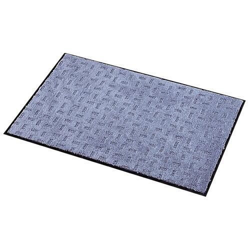 テラモト エコレインマット 900×1500 MR-026-146-5 グレー