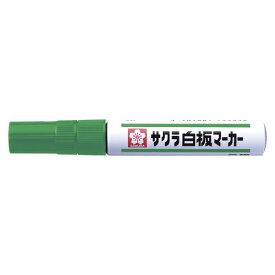 サクラクレパス 白板マーカー中字 緑 WBK#29 ミドリ