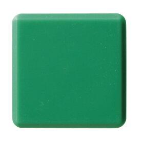 クラウン カラーマグタッチ 角30mm 緑 10個 CR-MG33-GX10 ミドリ
