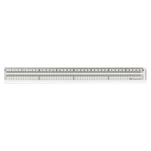 グランデ方眼みぞ付カッティング直線定規 GCT−40