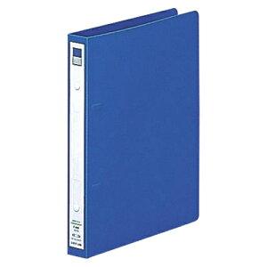 リングファイル A5判タテ型(背幅27mm) F−866 藍