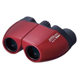 双眼鏡 ジョイフルMS8×21 13497−7 レッド