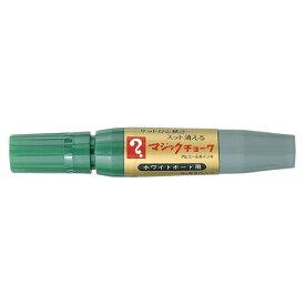 寺西化学 マジックチョーク 620 緑 M620-T4 ミドリ