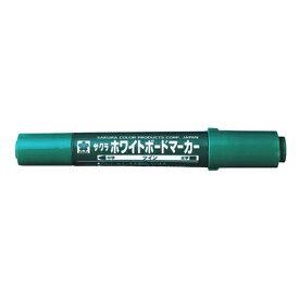 サクラクレパス ホワイトボードマーカーツイン 中・太 緑 WBK-T#29 ミドリ