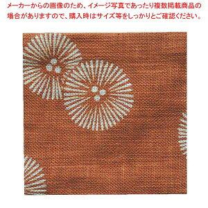 【まとめ買い10個セット品】 和風コースター(10枚入)B0045 傘松 赤茶【 ワイン・バー用品 】