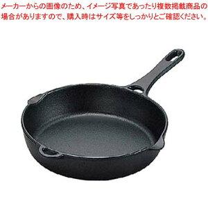 【まとめ買い10個セット品】 南部鉄 フライパン 21cm 24011【 フライパン 】