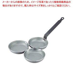 デバイヤー 鉄 共柄 トリプルブリニフライパン5140-03【 フライパン 】